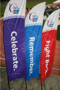 Relay for Life events to fight against cancer